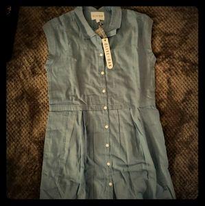 Olive + Oak babydoll dress